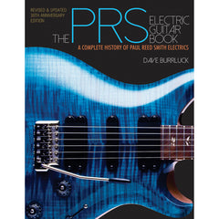 "Hal Leonard ""The PRS Electric Guitar Book"" by Burrluck"