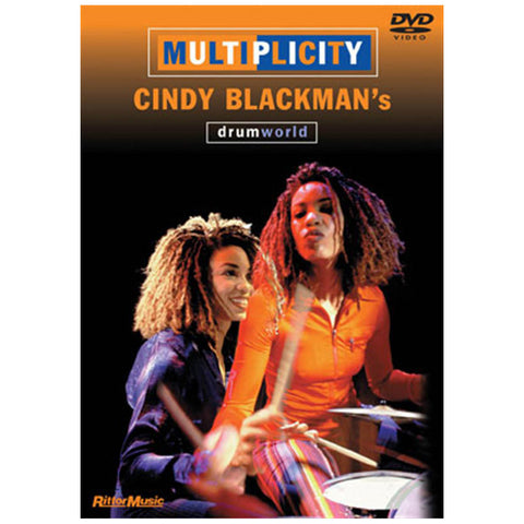 Cindy Blackman- Multiplicity DVD