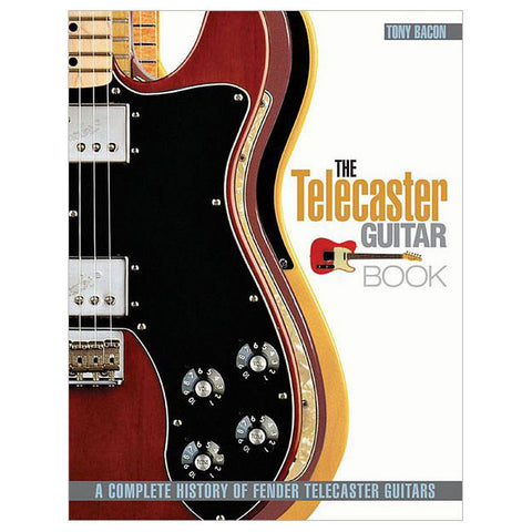 The Telecaster Guitar Book by Bacon