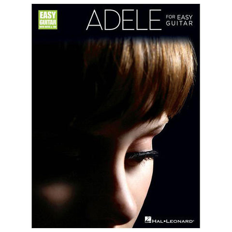 Adele for Easy Guitar