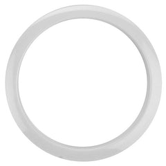 Bass Drum O's 5 Inch Bass Drum Head Reinforcement Ring White