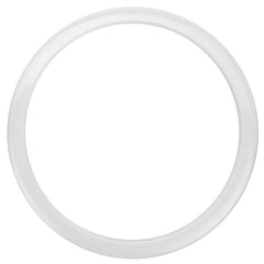 Bass Drum O's 6 Inch Bass Drum Head Reinforcement Ring White