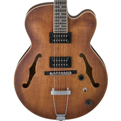 Ibanez AF55 Artcore Hollow Body Tobacco Flat