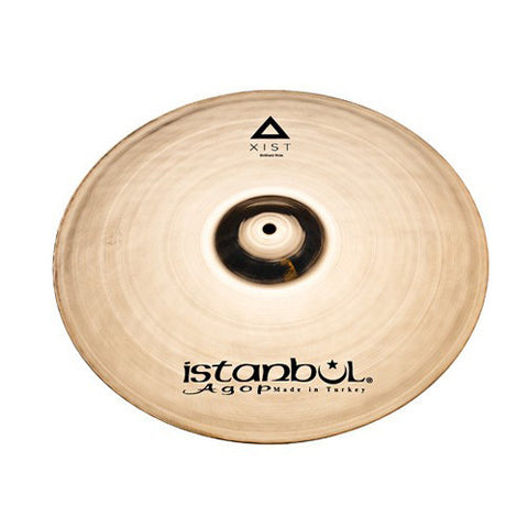 Istanbul Agop 24 Inch Xist Ride Cymbal Brilliant Finish