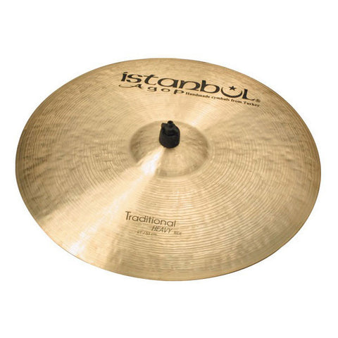 Istanbul Agop 24 Inch Traditional Heavy Ride Cymbal