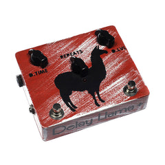 JAM Pedals Delay Llama+ Analog Lo-Fi Delay w/Hold Switch & Expression Input