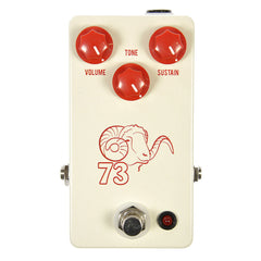 JHS '73 Ram's Head Fuzz White/Red (CME Exclusive Limited Edition)