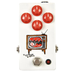 JHS Angry Charlie JCM800 Channel Drive Hand Painted 'Television'