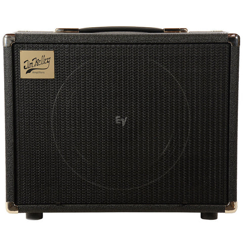 Jim Kelley 1x12 Cabinet Black w/EV Speaker