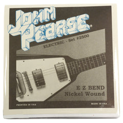 John Pearse Electric Strings Pure Nickel EZ Bend 10-46