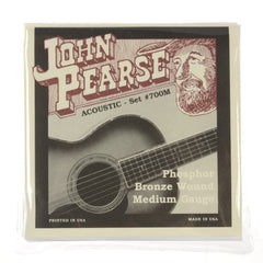 John Pearse Acoustic Strings Phosphor Bronze Medium 13-56