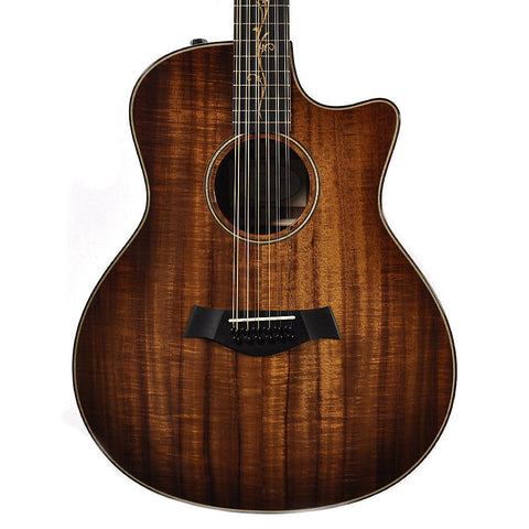 Taylor K66ce Grand Symphony 12-String Acoustic-Electric