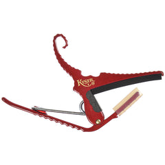 Kyser 6 String Capo - Red