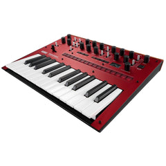 Korg Monologue Monophonic Analogue Synthesizer Red