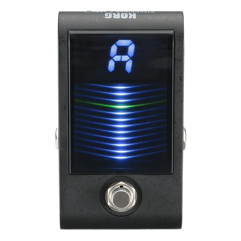 Korg Pitchblack Custom Pedal Tuner Black