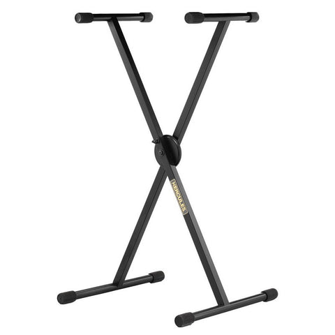 Hercules KS110B Single X Keyboard Stand EZ Lok