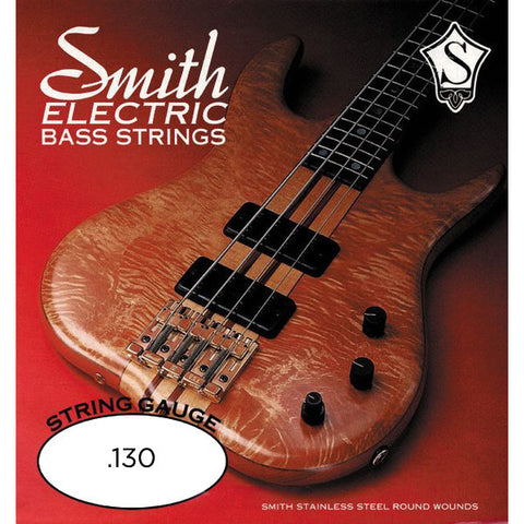 Ken Smith Slick Round Round Wound Low B Single Bass String 130