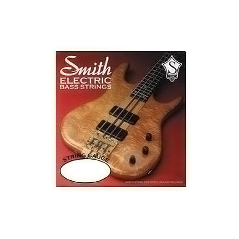 Ken Smith Taper Core Medium Round Wound Bass Strings 44-130T