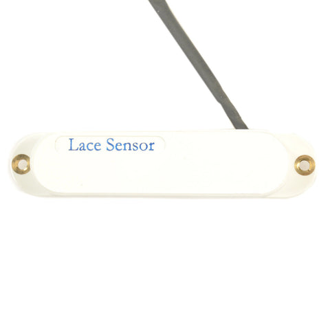 Lace Sensor Blue w/White Cover Pickup