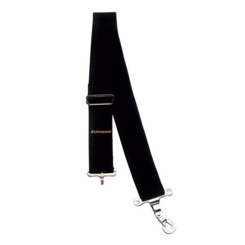 Ludwig Marching Snare Drum Sling Strap Black