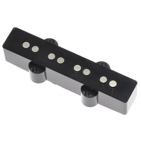 Lindy Fralin Jazz Bass Stock Bridge Pickup - Black