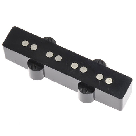 Lindy Fralin Jazz Bass Stock Pickup Set Black