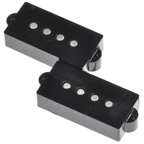 Lindy Fralin Precision Bass Stock Pickup - Black