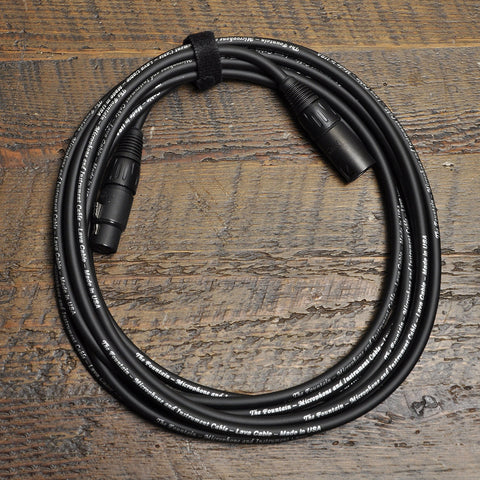 Lava The Fountain XLR-XLR Microphone Cable 15'