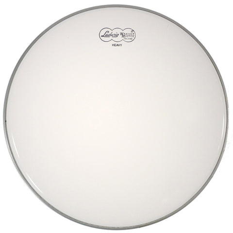 Ludwig 16 Inch Heavy Smooth White Weather Master Batter Head