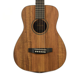 Martin LXK2 Little Martin Hawaiian Koa HPL LEFTY w/Gig Bag