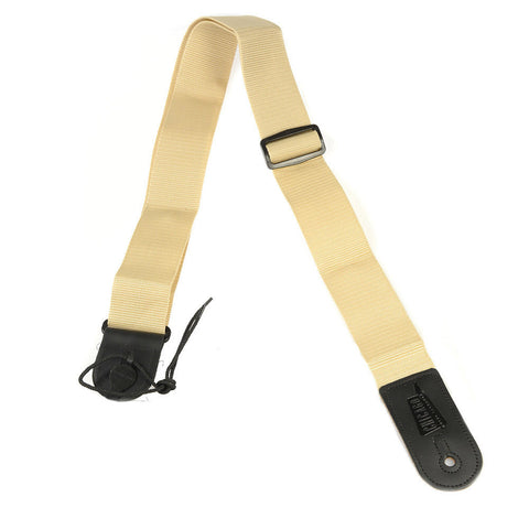 Chicago Music Exchange Nylon Strap Tan