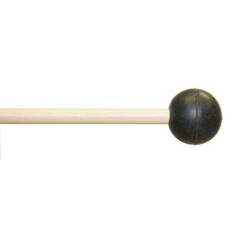 Mike Balter 101 Grandioso Unwound  Extra Soft Black Rubber Mallet Pair (Marimba, Bell, Xylo) Drumsticks