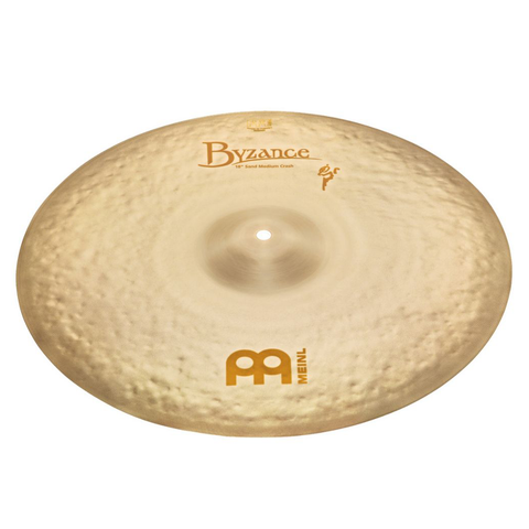 Meinl 18 Inch Byzance Sand Medium Crash Cymbal