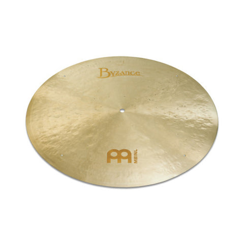 Meinl 20 Inch Byzance Jazz Club Ride Cymbal with Sizzles