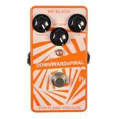 Mr. Black Downward Spiral Delay w/Pitch Shift