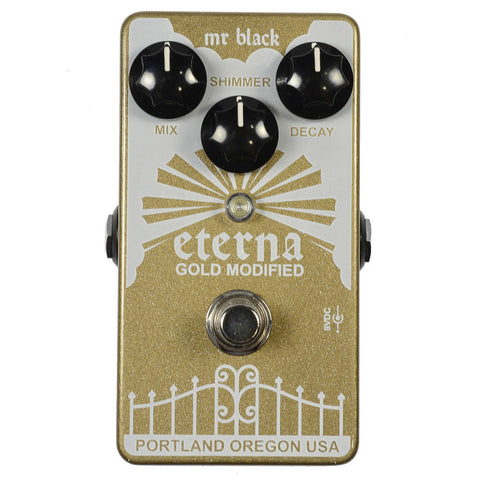 Mr. Black Eterna Gold Modified Shimmer Reverb