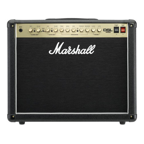Marshall DSL40C 1x12 Tube Combo 40 Watt