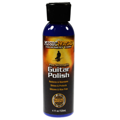 Music Nomad Guitar Polish Pro Strength Formula