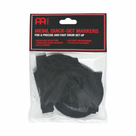 Meinl Quick Set Markers For Drum Rug