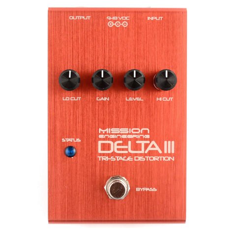 Mission Engineering Delta III Distortion/Fuzz