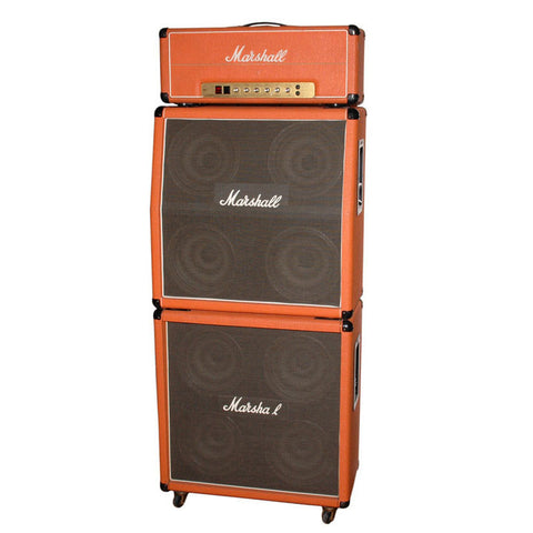 Marshall 2204 50w MV Orange Stack 1980