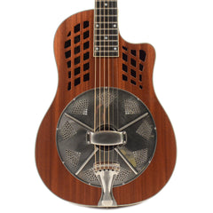 National ResoRocket Wood Body Resonator