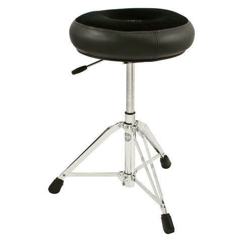 Roc-n-Soc Nitro Drum Throne Round Black