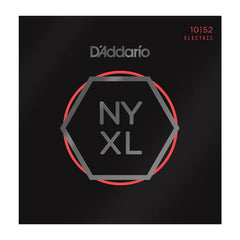 D'Addario NYXL Electric Guitar Strings Light Top/Heavy Bottom 10-52