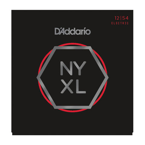 D'Addario NYXL Electric Guitar Strings Heavy 12-54