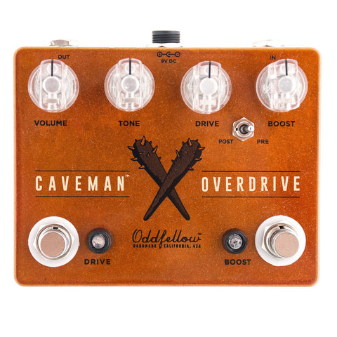 Oddfellow Effects Caveman Drive v2