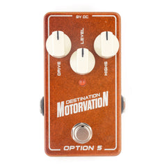 Option 5 Destination Motorvation Distortion