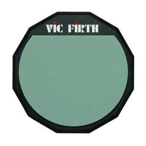 Vic Firth Single Sided 6 Inch Practice Pad