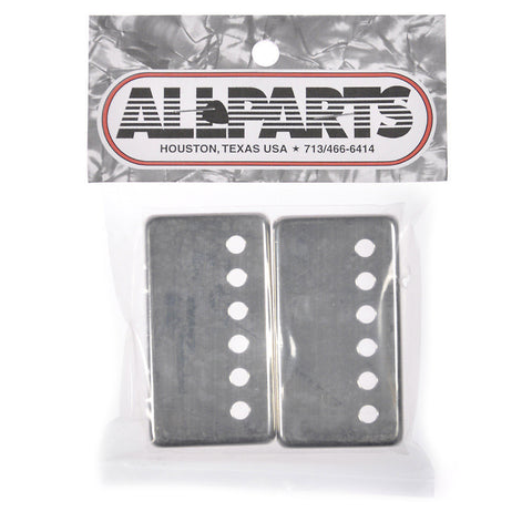 Allparts Humbucker Pickup Covers - Nickel