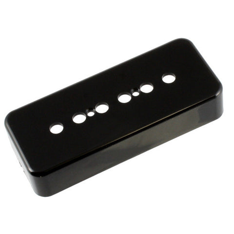 Allparts Soapbar Pickup Covers Black (2)